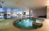 Bicester Hotel, Golf and Spa Indoor Pool