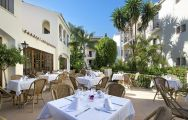 Blue Bay Banus Hotel Restaurant