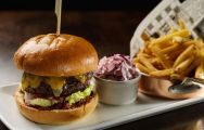Druids Glen Hotel and Golf Resort Bar Burger