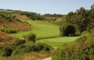 The Belas Clube de Campo's impressive golf course situated in gorgeous Lisbon.