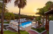 Hotel Jardin Tecina Outdoor Pool