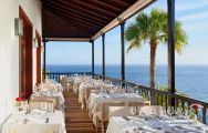 Hotel Jardin Tecina Restaurante Principal Outdoor Seating