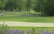 View Chateau de Raray's lovely golf course within spectacular Paris.