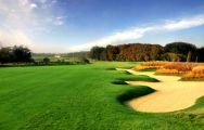 Garden Golf Foret de Chantilly carries some of the preferred golf course in Paris