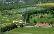 View Crecy Golf Club's picturesque golf course in astounding Paris.
