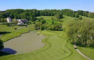 Paris International Golf Club hosts several of the leading golf course near Paris