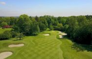 Paris International Golf Club offers among the most popular golf course within Paris