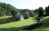 The Vaucouleurs Golf Club's picturesque golf course in spectacular Normandy.