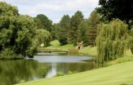 View Vaucouleurs Golf Club's scenic golf course in impressive Normandy.