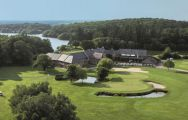 View Saint-Malo Golf & Country Club's scenic golf course within amazing Brittany.