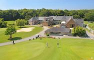 View Saint-Malo Golf & Country Club's picturesque golf course within dazzling Brittany.