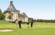 Golf Les Ormes offers lots of the leading golf course in Brittany