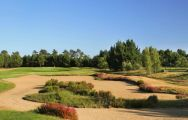 All The Golf du Medoc Resort's beautiful golf course within pleasing South-West France.