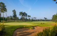 View Golf du Medoc Resort's beautiful golf course within gorgeous South-West France.