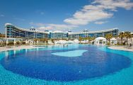 Sueno Hotel Deluxe Outdoor Pool