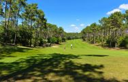 View Garden Golf de Lacanau's picturesque golf course within amazing South-West France.