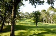 Golf Blue Green Seignosse includes several of the leading golf course near South-West France