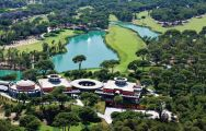 Cornelia Golf Club boasts some of the most desirable golf course in Belek