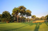 Gloria New Golf Course hosts lots of the most desirable golf course around Belek