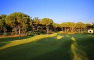 The Gloria Old Golf Course's impressive golf course situated in gorgeous Belek.