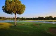View Gloria Old Golf Course's beautiful golf course in dramatic Belek.