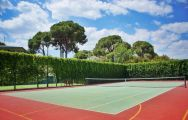 Gloria Verde Resort Tennis Court