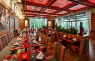 Gloria Verde Resort Garuda A La Carte Restaurant