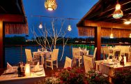 Gloria Serenity Resort Riverlanding A La Carte Restaurant