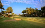 View Gloria Verde Golf Course's lovely golf course in brilliant Belek.