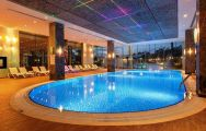 Zeynep Golf and Spa Resort Indoor Pool
