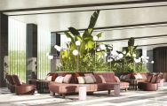Voyage Belek Golf and Spa Welcoming Lounge