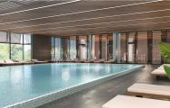 Voyage Belek Golf and Spa Indoor Pool