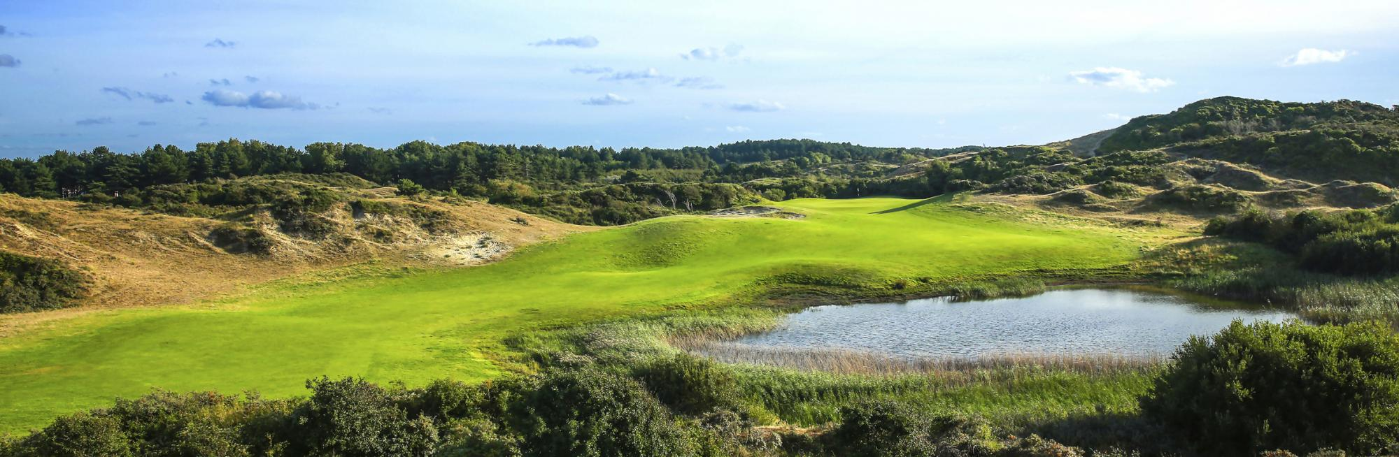 Golf de Belle Dune has lots of the most desirable golf course in Northern France