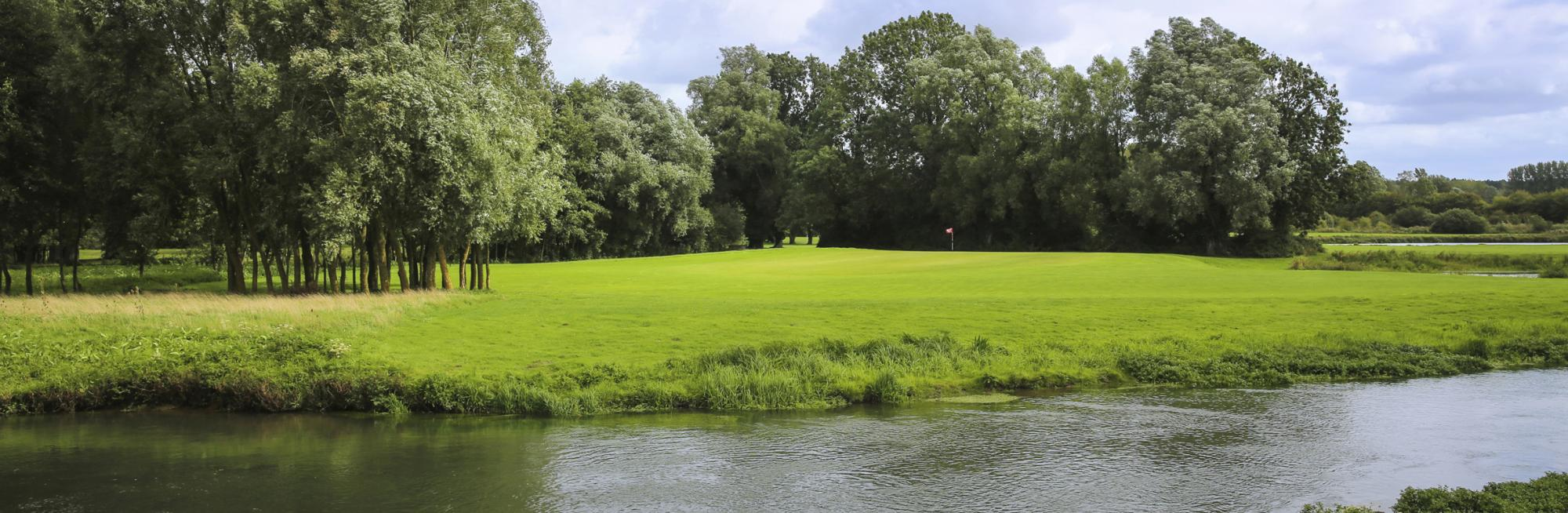 Golf de Nampont Saint-Martin has got among the best golf course around Northern France