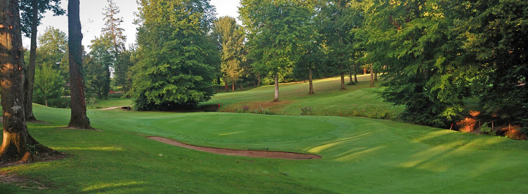 View Golf de Touraine's scenic golf course situated in stunning Loire Valley.