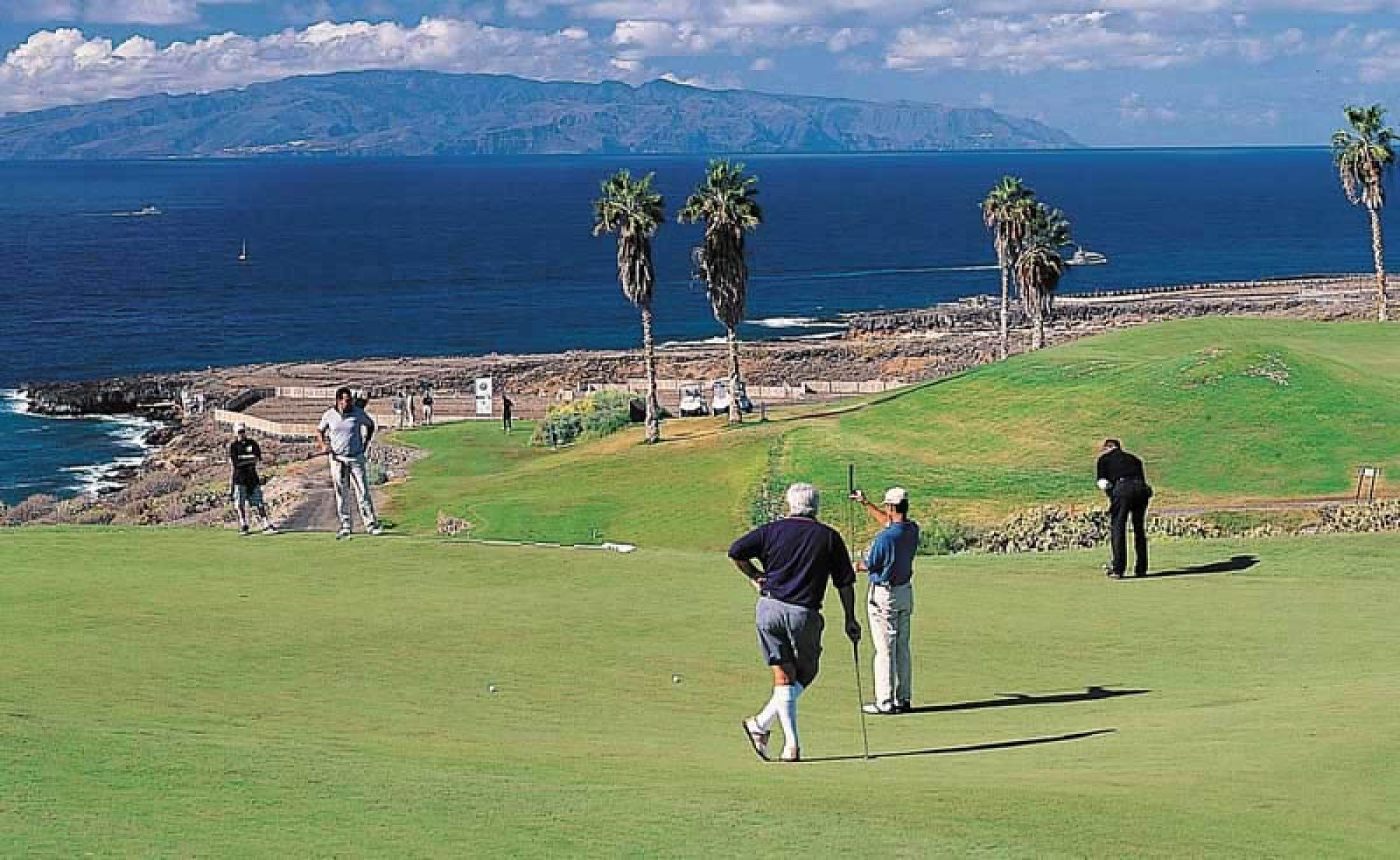 Amarilla Golf and Country Club includes several of the best golf course within Tenerife