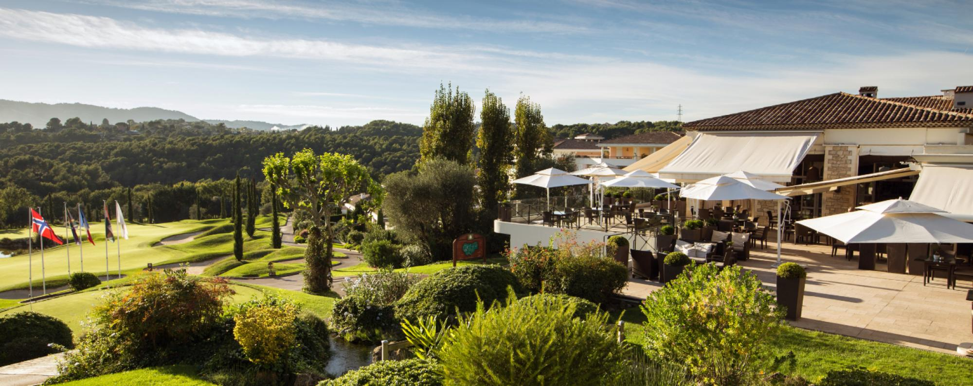 Royal Mougins Golf Club has got lots of the most popular golf course near South of France