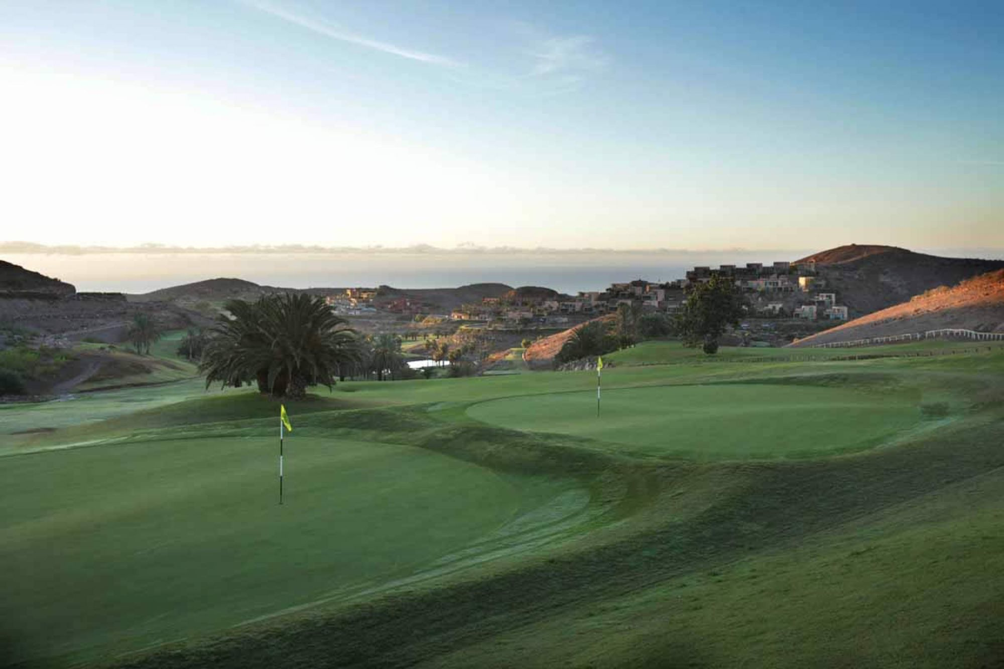 All The Salobre Golf Course Old's beautiful golf course situated in vibrant Gran Canaria.