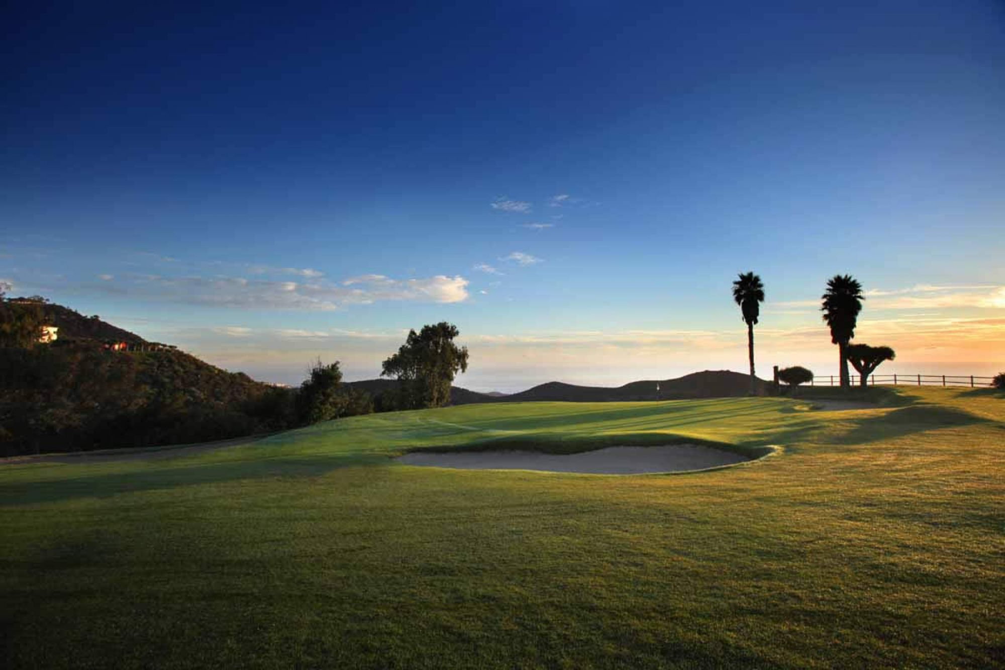 All The Real Club de Golf de Las Palmas's scenic golf course within marvelous Gran Canaria.