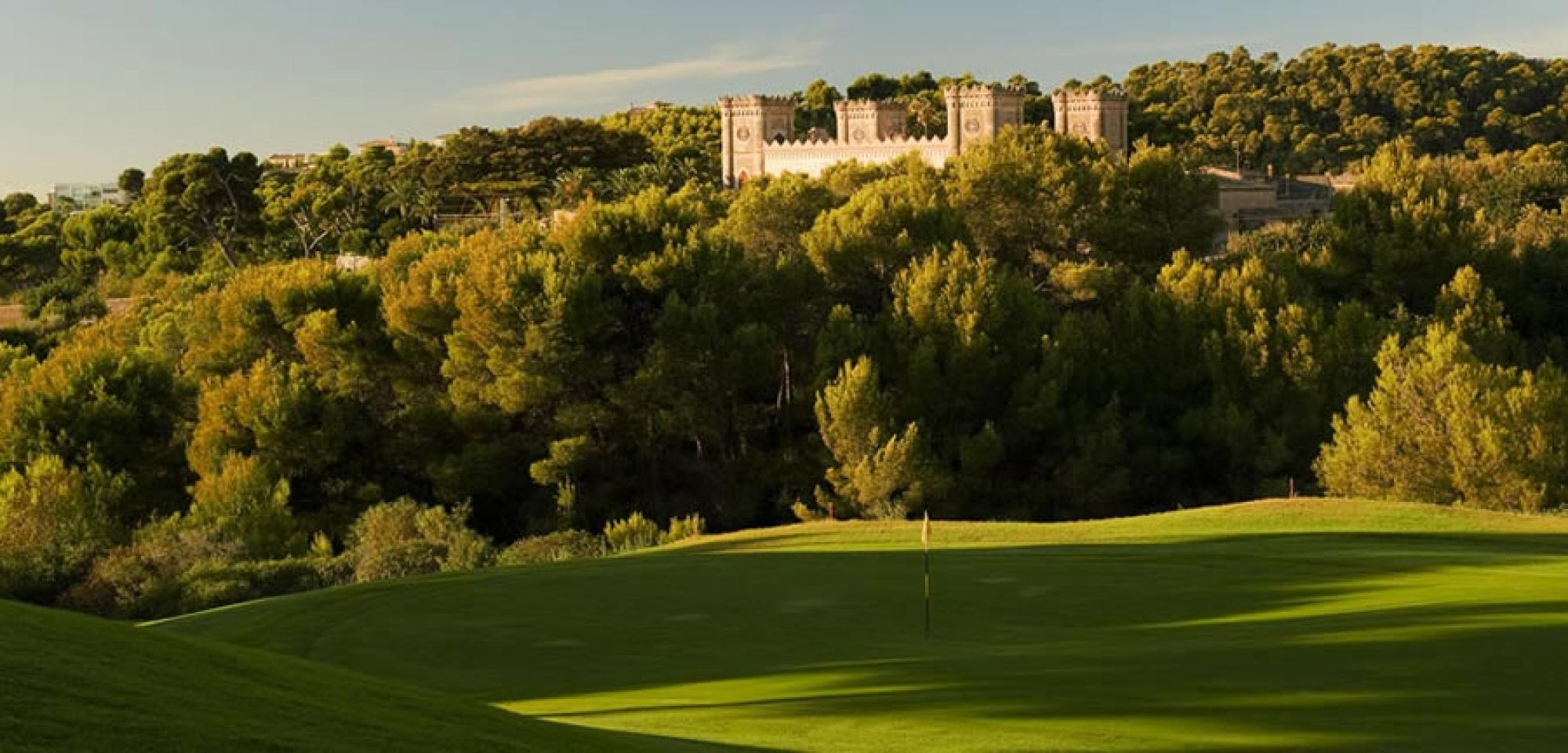 Real Golf de Bendinat consists of lots of the most excellent golf course near Mallorca