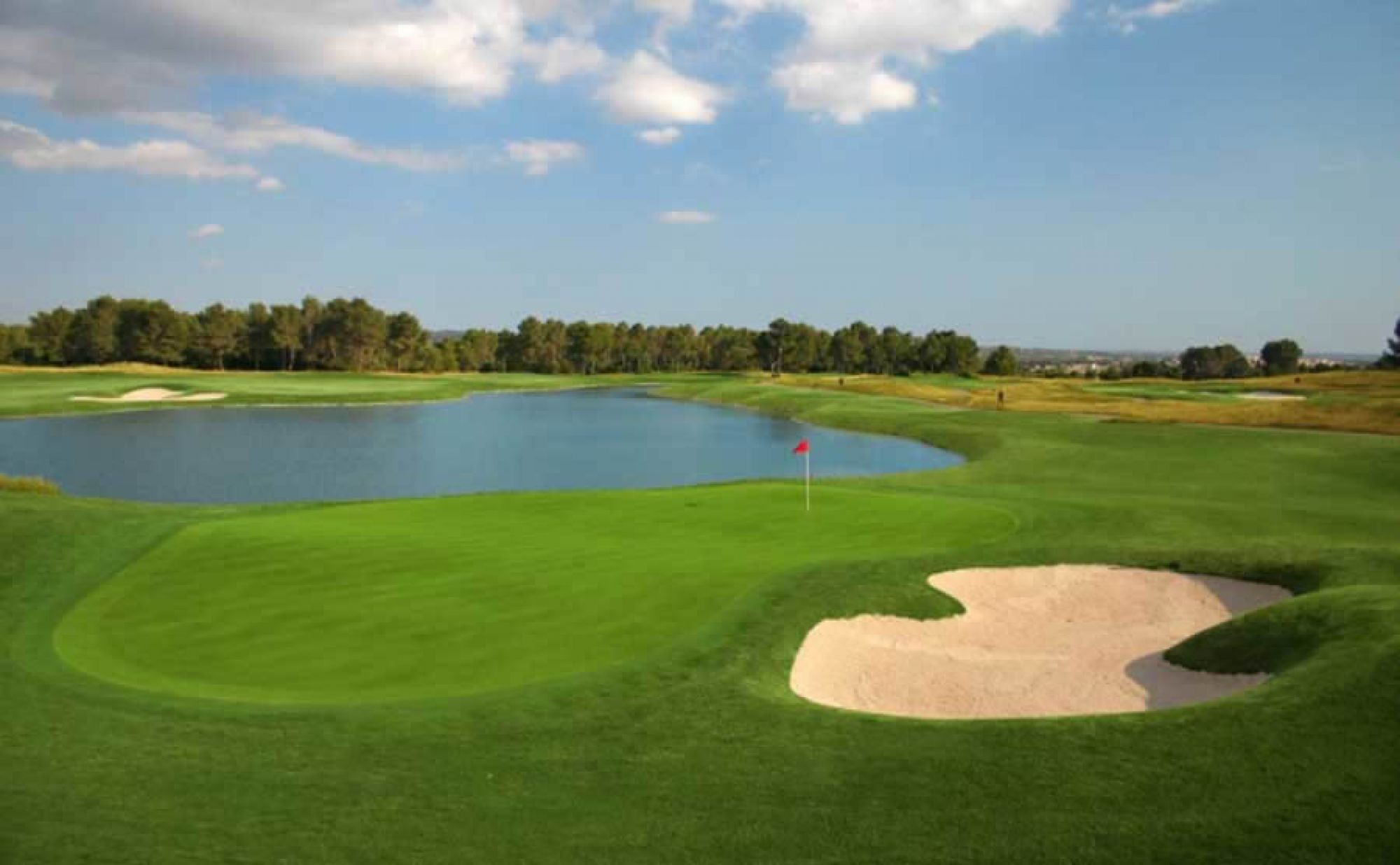 Golf Park Puntiro offers lots of the top golf course within Mallorca