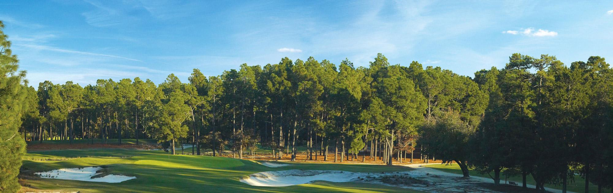 Pinehurst Resort Golf