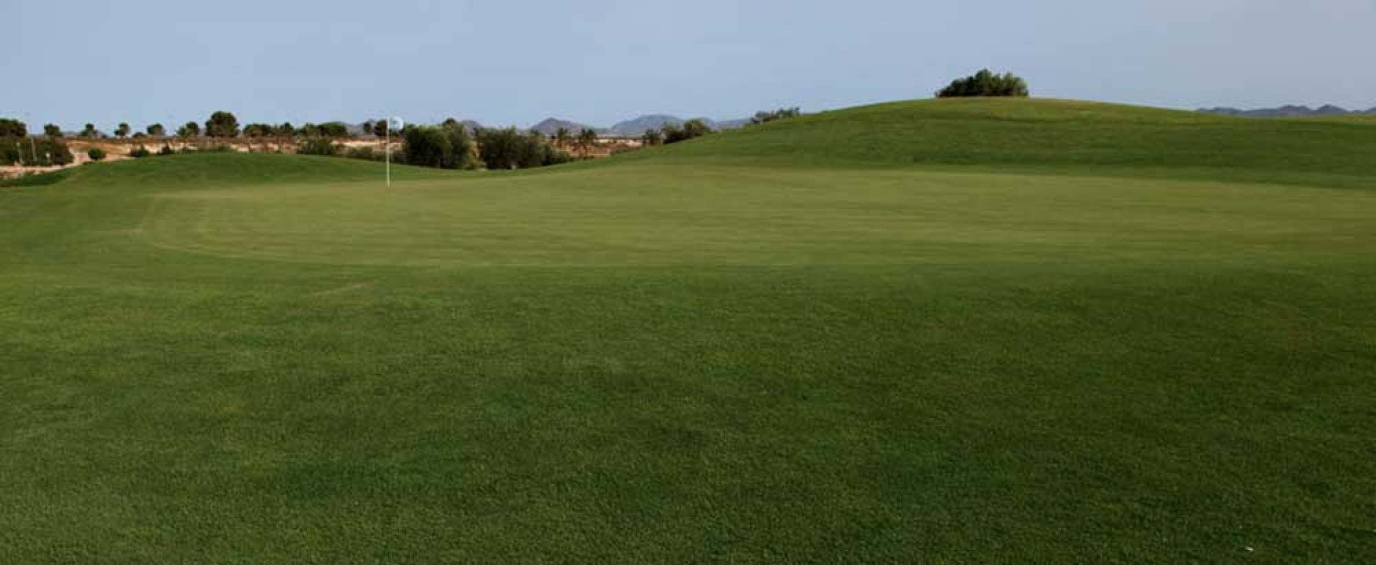 Hacienda del Alamo Golf Course includes some of the most desirable golf course near Costa Blanca