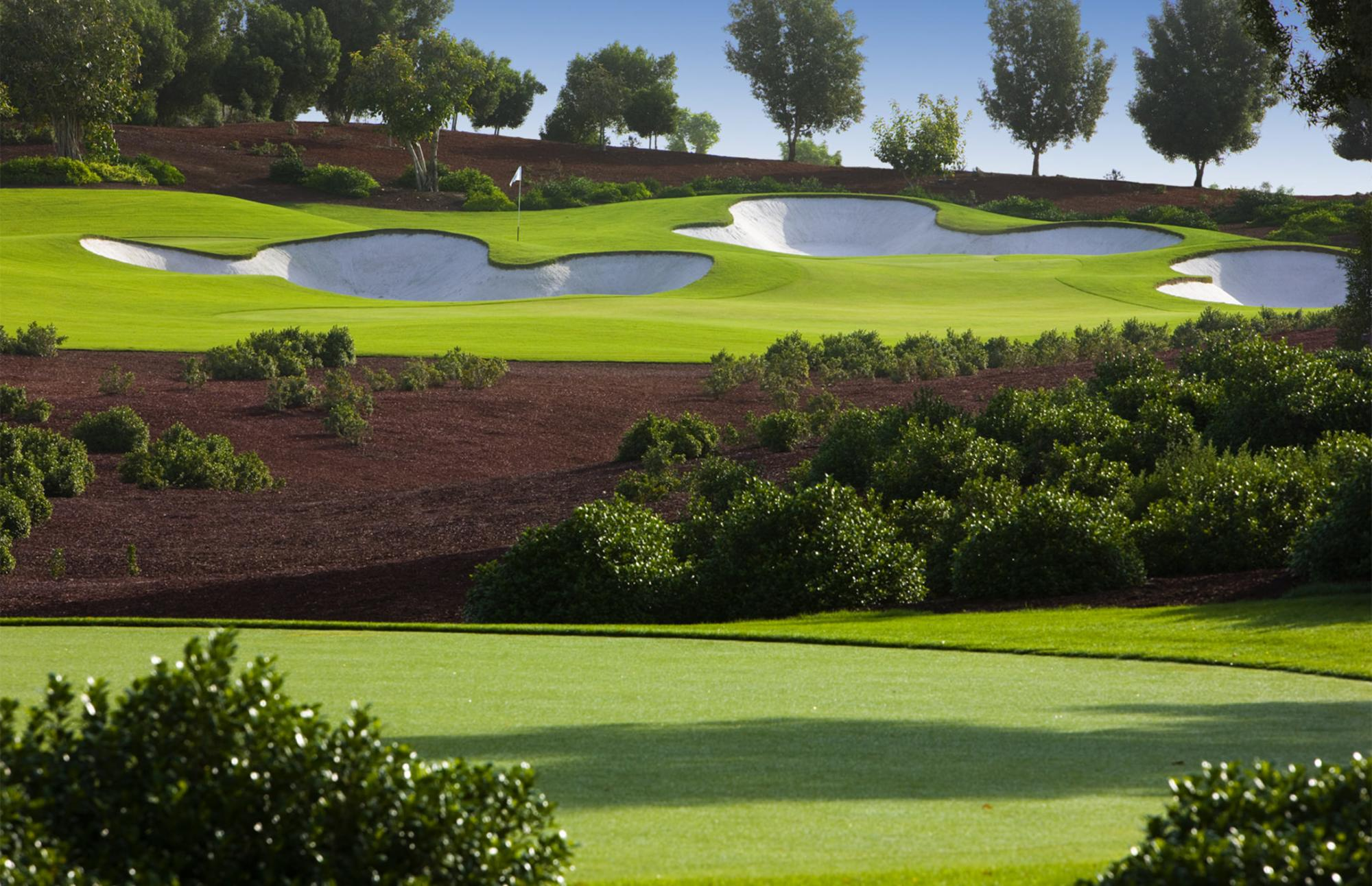 Jumeirah Golf Estates carries lots of the preferred golf course within Dubai