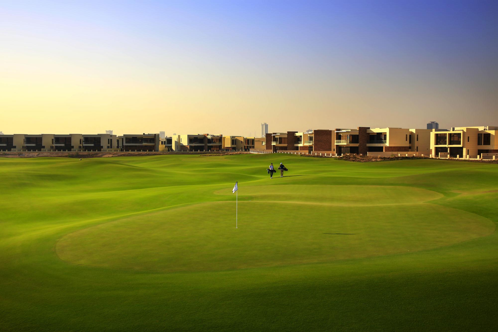 Trump International Golf Club Dubai hosts some of the finest golf course within Dubai