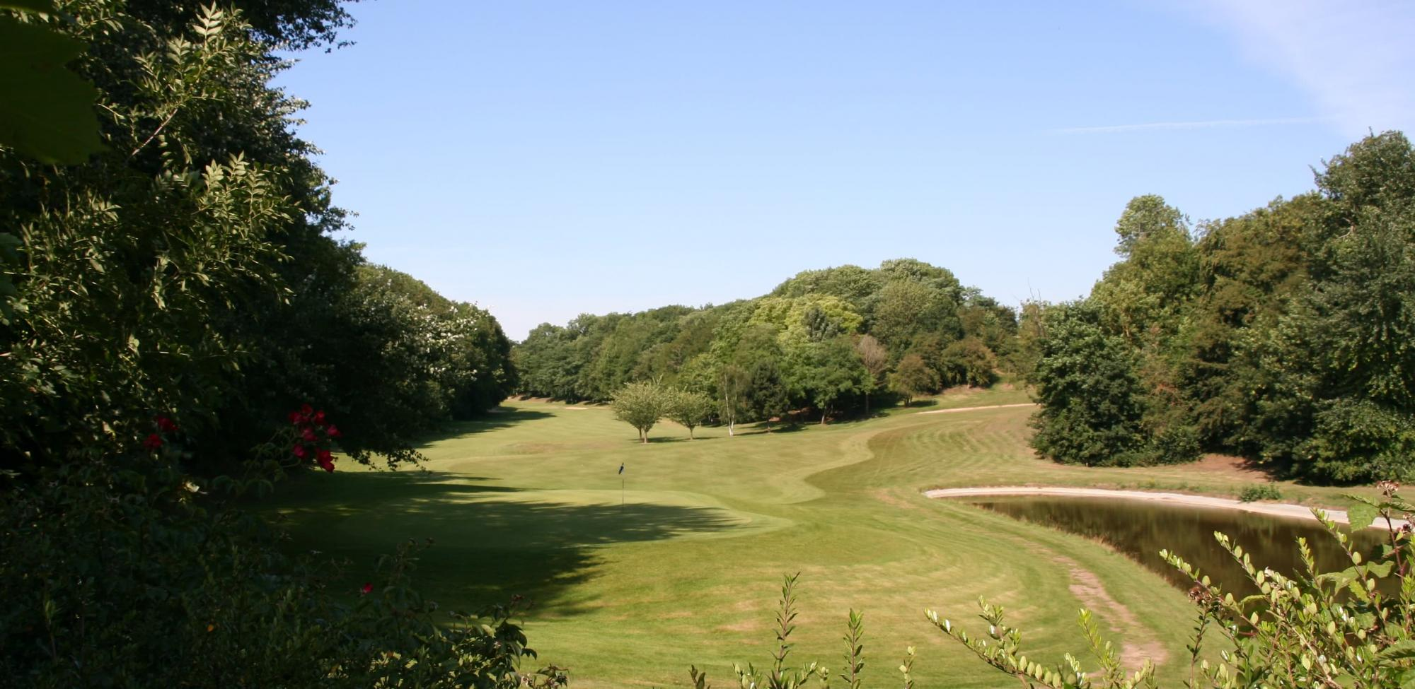 Golf de Caen hosts lots of the most desirable golf course in Normandy