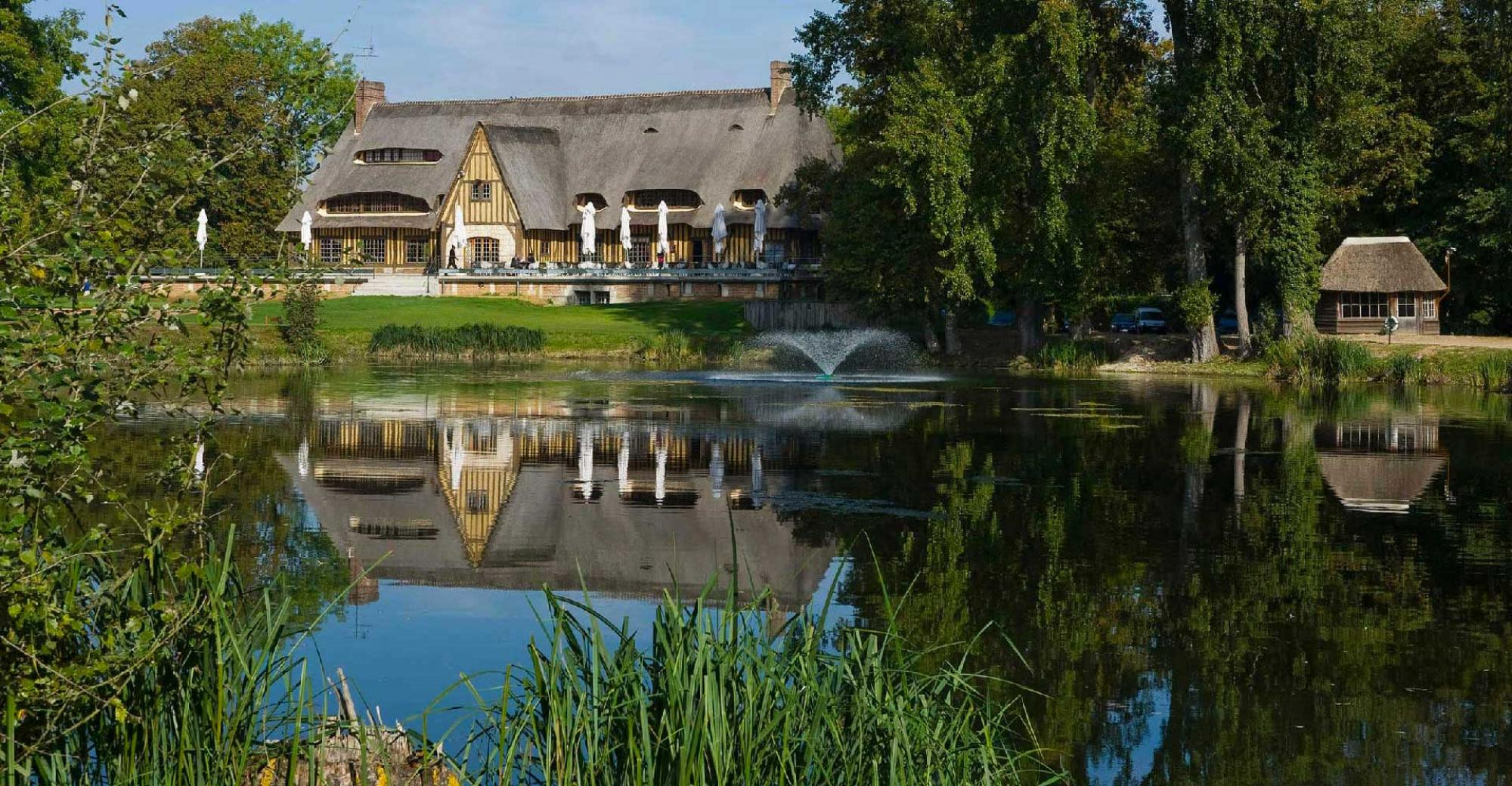 Golf du Vaudreuil provides lots of the best golf course in Normandy