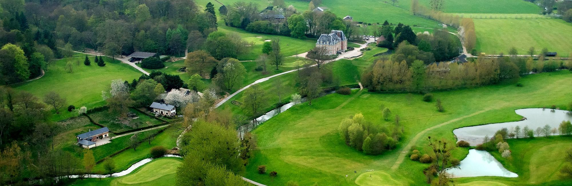 Saint-Saens has lots of the most popular golf course around Normandy