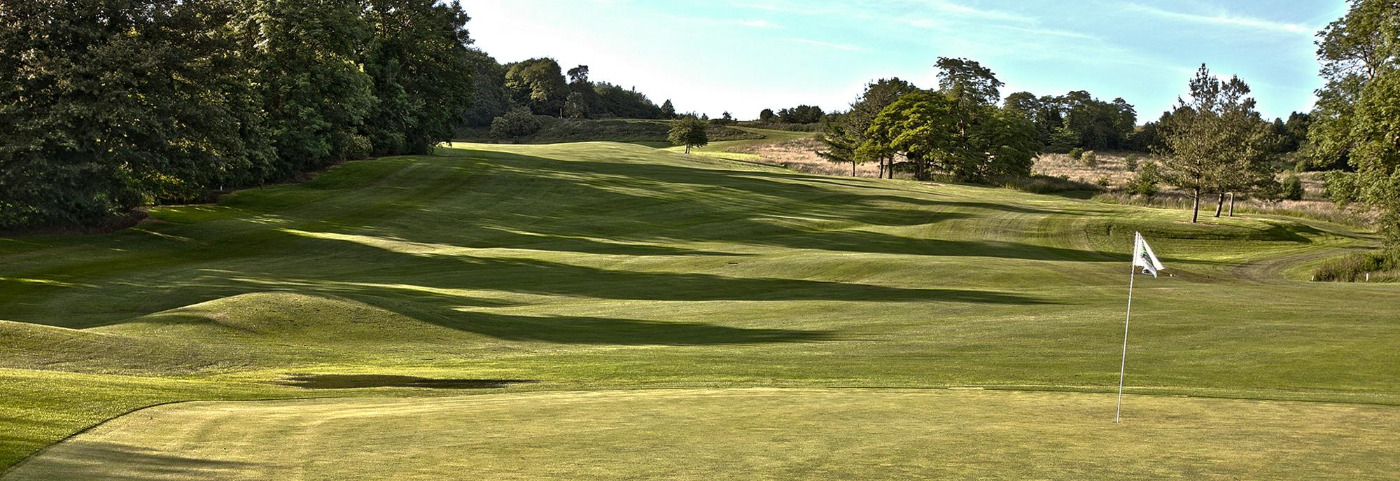 Beuzeval-Houlgate provides several of the premiere golf course near Normandy