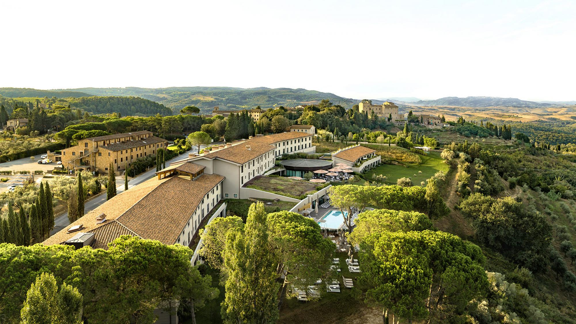 Castelfalfi Golf Resort Tuscany